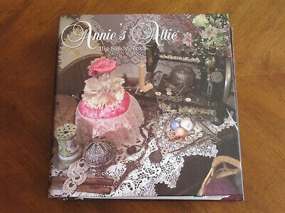 Annie's Attic International Plastic Canvas Club 250+ Patterns Sheets plus Binder