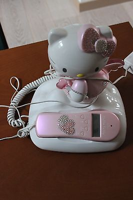 Telefono fisso Hello Kitty originale