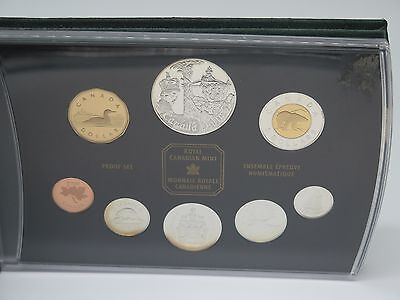 Canada 2002 Proof Set - as imaged
