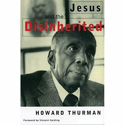 Jesus and the Disinherited - Paperback NEW Thurman, Howard 1996-12-06