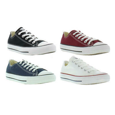Converse All Star Ox Oxford Mens Womens Ladies Canvas Shoes Trainers Size 3-13