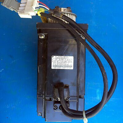 1PC Used Yaskawa SGMAH-08A1A41/21 Tested In Good Condition