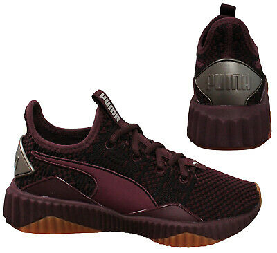 Fig Low Q4g Slip Top 191153 Luxe Running On Womens Trainers Shoes Puma Defy 03 1JcTlFK3