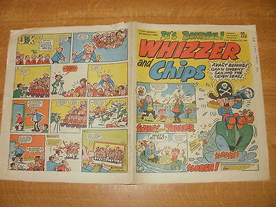 March 8th 1986, WHIZZER & CHIPS, Stephen Curry, David Leggett, Lorna Smillie.