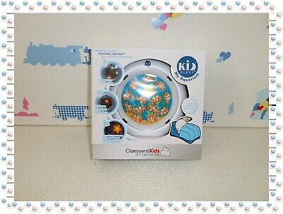 - Veilleuse Animée Musicale Aquarium Claessens' Kid Kid'Sleep