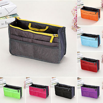 Womens Travel Cosmetic Bag Toiletry Beauty Make Up Organizer Holder Case Storage