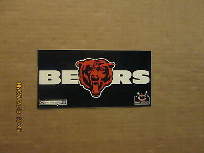 NFL Chicago Bears Vintage Circa 2000's join the team Football Bumper Sticker