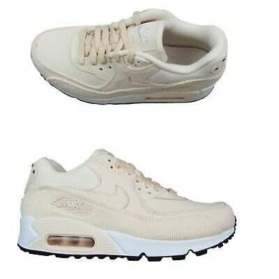 NIKE AIR MAX 90 LEA Running Shoes Womens Size 7.5