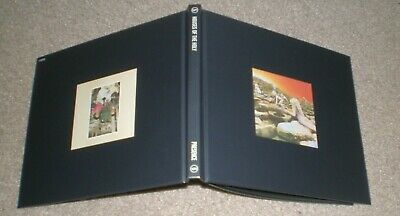 Led Zeppelin Houses Holy/Presence CASE Replace ONLY Complete Studio Recording