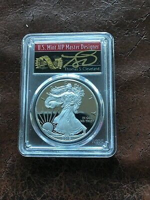 2019-w  PCGS PR70DCAM SILVER EAGLE FIRST DAY OF ISSUE FUN SHOW