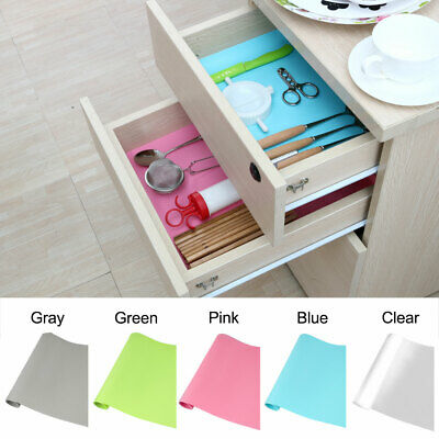 Cabinet Table Desktop Mat Drawer Liner Wardrobe Shelf Pad Cupboard Protector