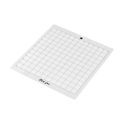 OLD F-OX Replacement Cutting Mat Transparent Adhesive Mat W/ Measuring Grid J8R9