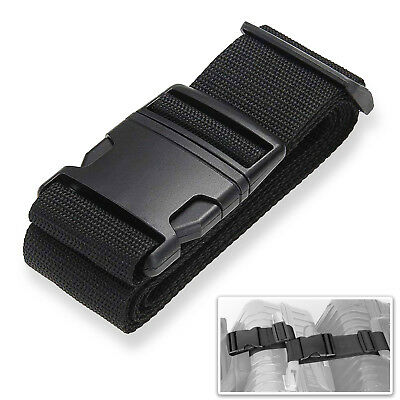 Add Bag Luggage Strap Jacket Gripper Straps Baggage Suitcase Nylon Belts Travel