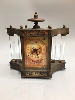 Chinese Copper Mechanical clock Watch Home decoration