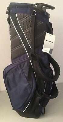 "TaylorMade TM16 Custom PureLite Golf Stand Bag ""The Kingdom"" Jim Flick 5-Way Top"