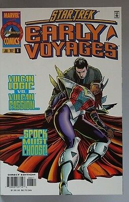 Marvel Comics Star Trek Early Voyages # 6 Cover A (1997 Series) , 1st Print , NM
