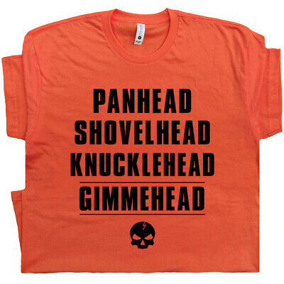 1703d7ba Gimmehead T Shirt Funny Offensive Motorcycle Knucklehead Engine Rude Saying  Tee