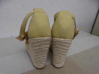 109522aa7ba EXPRESS CLOSED TOE ESPADRILLE WEDGE SANDALS sz 7 (as is) -  24.99 ...