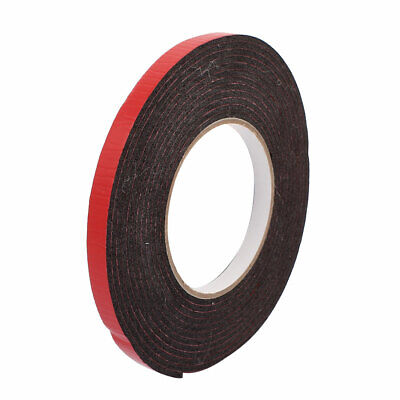 10mm Dual Side Adhesive Shock Resistant Anti-noise Foam Tape 4M Length