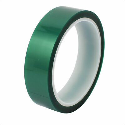 25mm x 33 Meters Green PET High Temperature Resistant Tape for PCB Soldering
