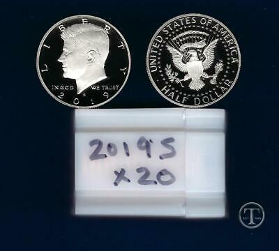 1968 Proof John Kennedy Half Dollar With 2x2 Snap 40/% Silver Combined Shipping