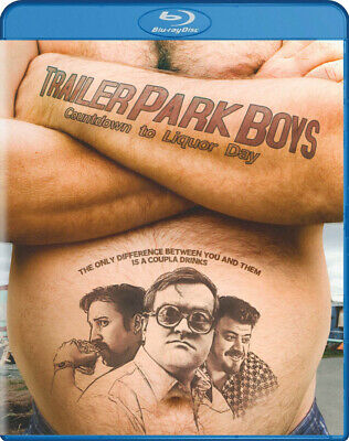 Trailer Park Boys 2 - Countdown To Liquor Day Blu-Ray