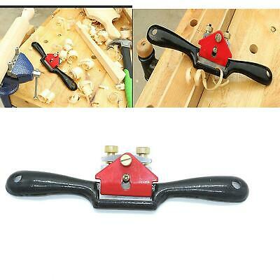 Blade Spoke Shave Flat Plane For Woodwork Wood Work Planer Handed Tool New YI