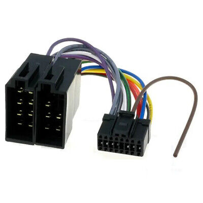 Cable iso pour autoradio Pioneer DEH-P9400MP DEH-P9600MP DEH-P9800BT