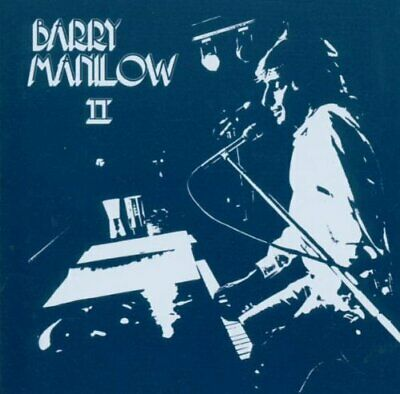 Manilow, Barry - Barry Manilow II - Manilow, Barry CD 2WVG The Fast Free