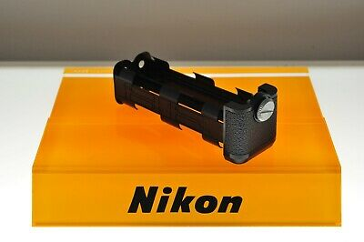 Nikon MD-12 battery tray only. EXC++ condition. Rare spare part! Contacts clean
