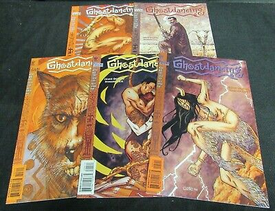 GHOST DANCING #1-#6 SET JAMIE DELANO DC VERTIGO NM-