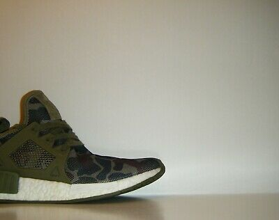 competitive price 45047 1b54a 2017 ADIDAS NMD XR1 Boost DUCK CAMO Green Olive BA7232 Sz. 9 Ultra R1 PK
