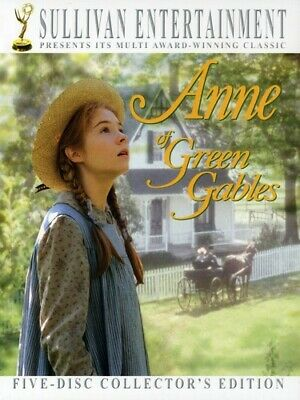 Anne of Green Gables (Five-Disc Collector's Edition) [New DVD]