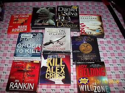 Large Lot, Cd Action Mystery, Unabridged  Abr, Patterson, Flynn, Preston & Child