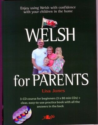 Welsh for Parents: Learn Everyday Welsh for the Family Home (3 Au...