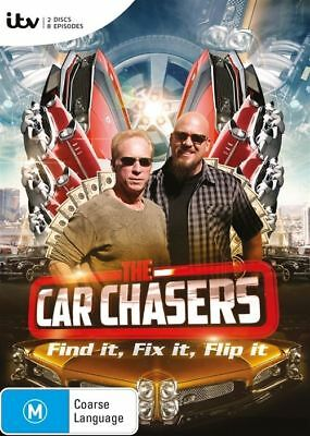 The Car Chasers : Series 1 (DVD, 2-Disc Set) BRAND NEW SEALED