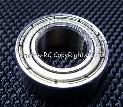 (10 PCS) 63800ZZ (10x19x7 mm) Metal Shielded PRECISION Ball Bearing Set 63800z