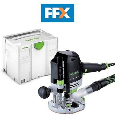 Festool 574345 Of1400 Ebq-Plus 240v 1.3cm Défonceuse 1400w en Systainer 4