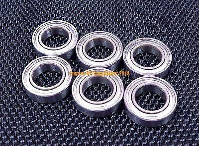 [QTY 10] S688/W4c S688W4zz (8x16x4 mm) Ceramic Stainless Bearing ABEC-3 688zz/W4