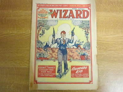 January 1958, THE WIZARD, 1667, The Killer With Goggle Eyes, Murphy's Millions.