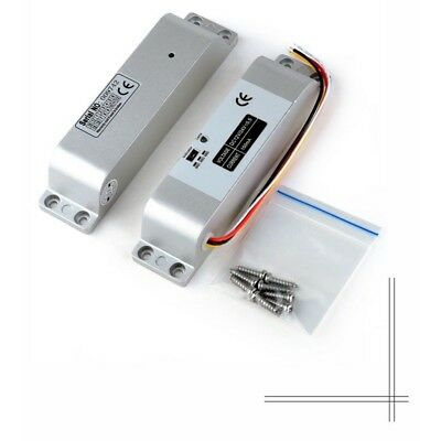 12V Electric Drop Bolt Lock Induction For Home Office Door Access Control System