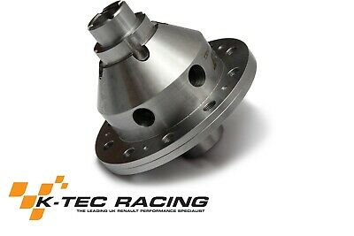 K-Tec Racing / 3J Driveline Clio 3 RS Limited Slip Plate Differential (LSD)