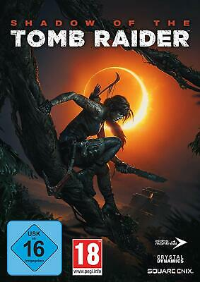 Shadow of the Tomb Raider für PC | Lara Croft | DEUTSCH | CD KEY STEAM CODE