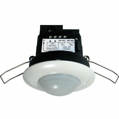 BEG Luxomat 92164 PD2-M-2C Occupancy Detectpr Surface PIR Switch 1 Channel (NEW)