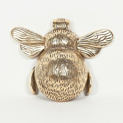 Classical Solid Brass Queen Bumble Bee Door Knocker Country Style