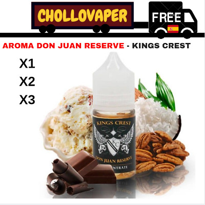 Aroma Don Juan Reserve - King Crest 30ML