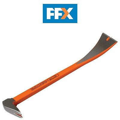 Bahco CFW250 Crowfoot-Wide End Pry Bar 250mm (10in)