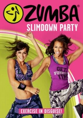 Zumba Slimdown Party (2 Disc Limited Edition) [DVD], 5053083098773