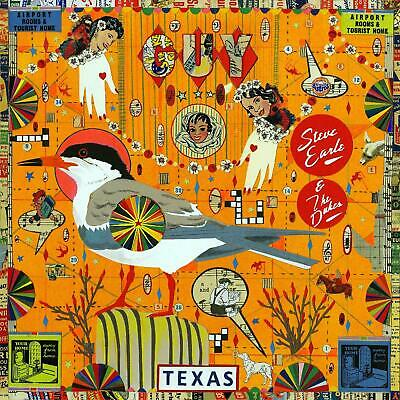 STEVE EARLE & THE DUKES GUY CD (New Release March 29th 2019)