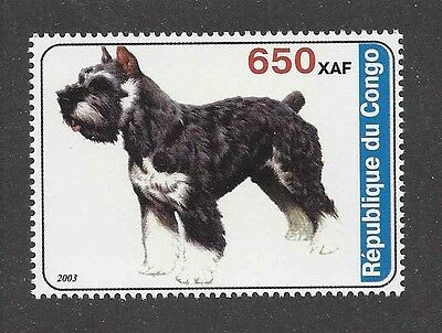 Art Head Body Postage Stamp CHINESE CRESTED DOG Souvenir Sheet Cambodia MNH